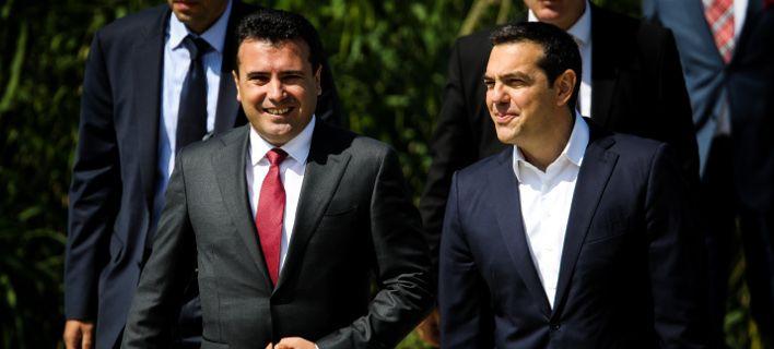 Διεθνή ΜΜΕ για τη Συμφωνία των Πρεσπών: Ερχονται δύσκολες για τον Τσίπρα
