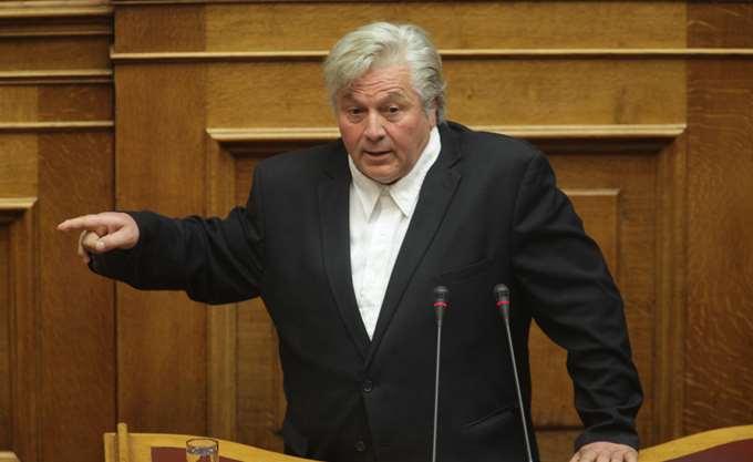 Παπαχριστόπουλος: Με απειλούν ότι θα βρω το κεφάλι μου σε χαντάκι