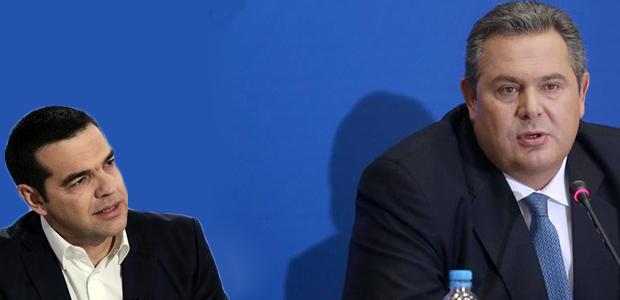 Παραιτήθηκε ο Καμμένος: Οι ΑΝΕΛ αποχωρούν από την κυβέρνηση
