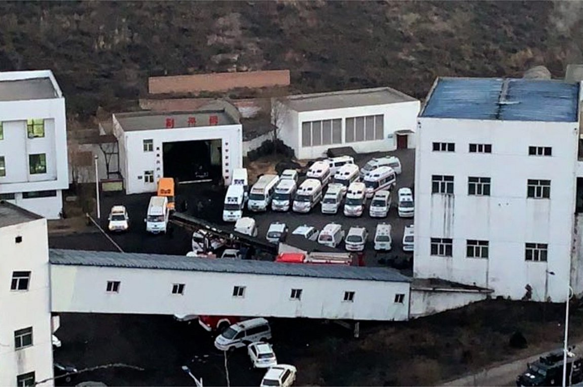 Κίνα: Τραγωδία σε ανθρακωρυχείο από κατάρρευση στοάς - 21 νεκροί