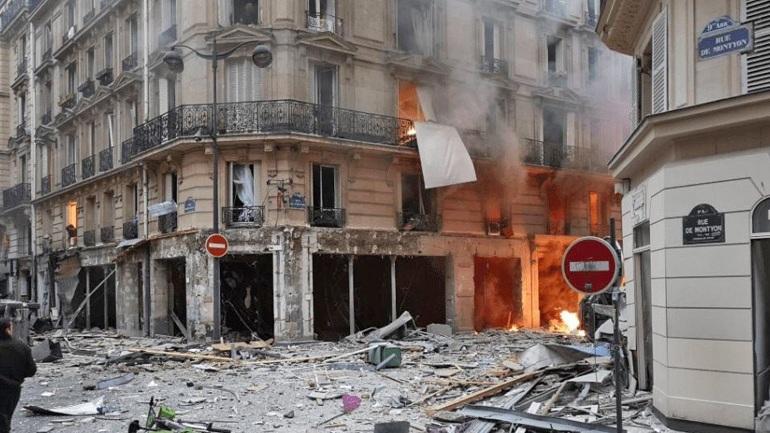 Παρίσι: Αγνοείται κάτοικος του κτιρίου όπου έγινε η έκρηξη υγραερίου