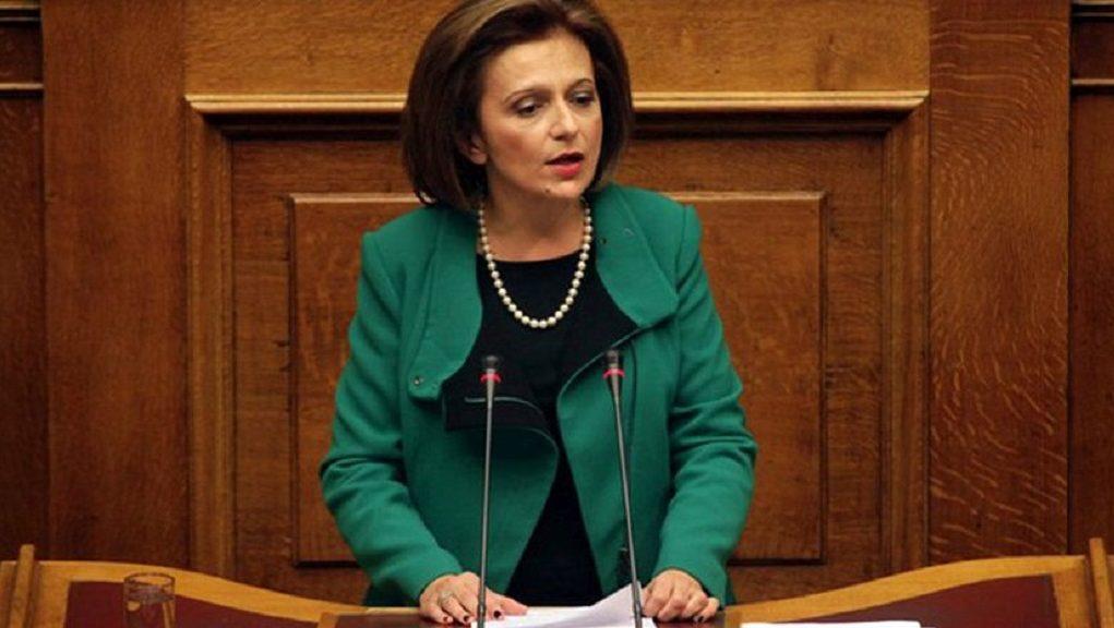 Μ. Χρυσοβελώνη: «Η κυβέρνηση πρέπει να ολοκληρώσει τη θητεία της»
