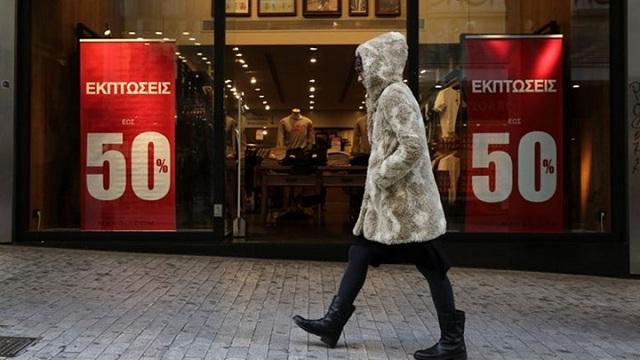 Πρεμιέρα για τις χειμερινές εκπτώσεις στην αγορά του Βόλου