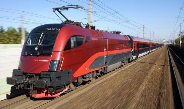 Επιβατικό τρένο για Αθήνα- Λάρισα- Θεσσαλονίκη από την Goldair