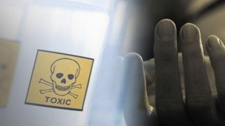 Ηλικιωμένη αποπειράθηκε να αυτοκτονήσει καταναλώνοντας χλωρίνη