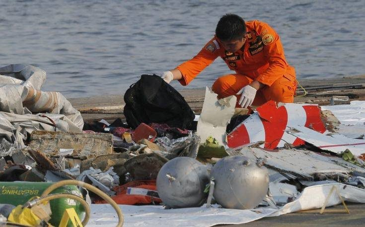 Νέα σημαντική ανακάλυψη για την αεροπορική τραγωδία στην Ινδονησία