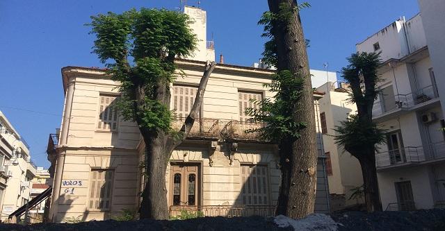 «Πράσινο φως» για αξιοποίηση του ιστορικού κτιρίου Αδαμόπουλου