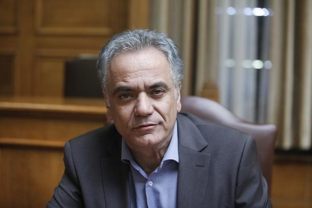 Πολιτική εκδήλωση του ΣΥΡΙΖΑ στον Βόλο με Πάνο Σκουρλέτη