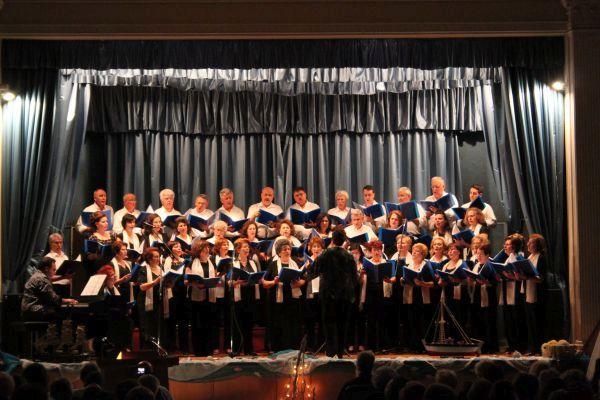 Συνέλευση της βολιώτικης χορωδίας