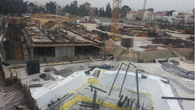 Ανατροπή: Αυτοκτόνησε ο 60χρονος εργάτης στο γήπεδο της ΑΕΚ