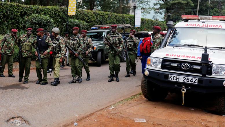 Τουλάχιστον 15 νεκροί από την τρομοκρατική επίθεση στο Ναϊρόμπι