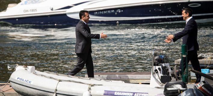 Πώς είδαν τα ΜΜΕ των Σκοπίων την ψήφο εμπιστοσύνης στην κυβέρνηση Τσίπρα