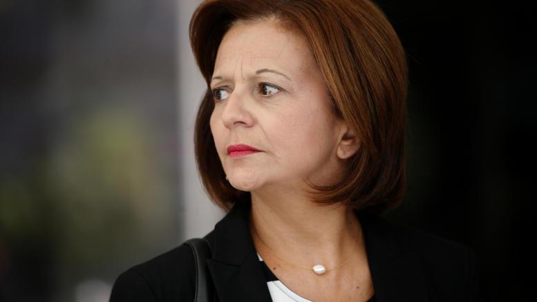 Παραιτήθηκε η Μαρίνα Χρυσοβελώνη από τους ΑΝΕΛ