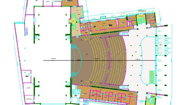 Δημοπρατούνται τα έργα επισκευής του Δημοτικού Θεάτρου και κατασκευής πλατειών σε Αγριά και Ν.Αγχίαλο