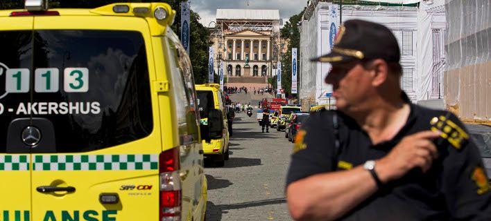 Επίθεση με μαχαίρι στο Οσλο: Τρομοκρατική ενέργεια βλέπει η αστυνομία