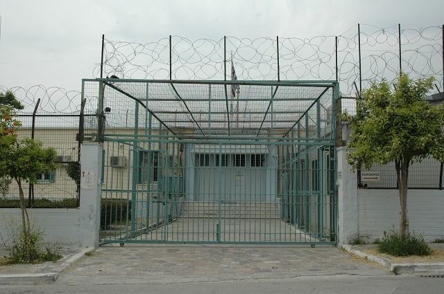 Αγριος τσακωμός κρατουμένων και απόπειρα απόδρασης στις φυλακές Βόλου