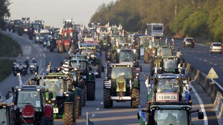 Πού θα στηθούν μπλόκα αγροτών στις 28 Ιανουαρίου