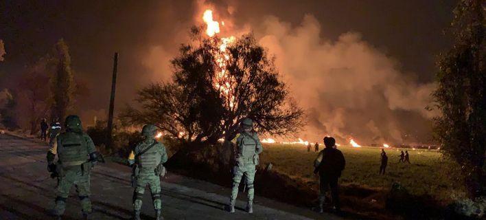 Πήγαν να κλέψουν βενζίνη και προκάλεσαν έκρηξη σε πετρελαιαγωγό. 21 οι νεκροί