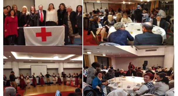 Προσφορά του Ερυθρού Σταυρού στο κοινωνικό σύνολο