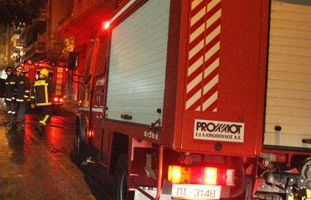 Αγρια δολοφονία στον Κολωνό: Βρέθηκε ακρωτηριασμένος, σε καμένο αυτοκίνητο
