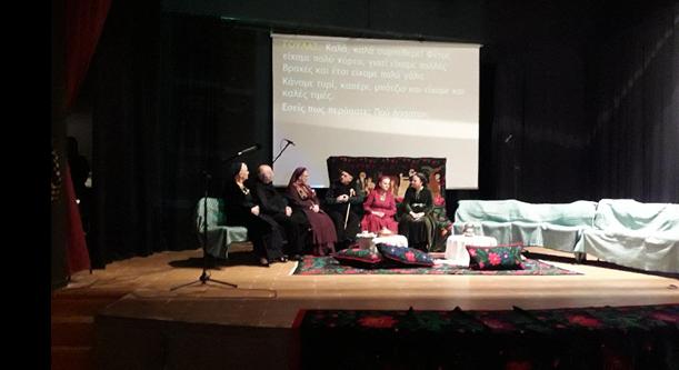 Βλάχικη θεατρική παράσταση στο Βελεστίνο