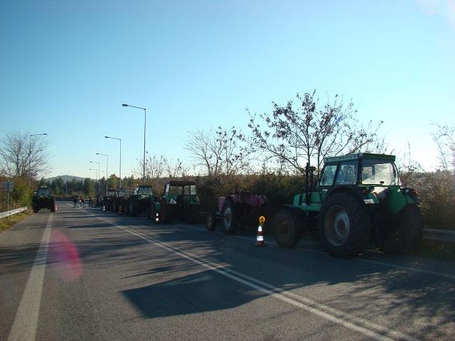 Κάλεσμα για οργάνωση του αγώνα των αγροτών του Αλμυρού