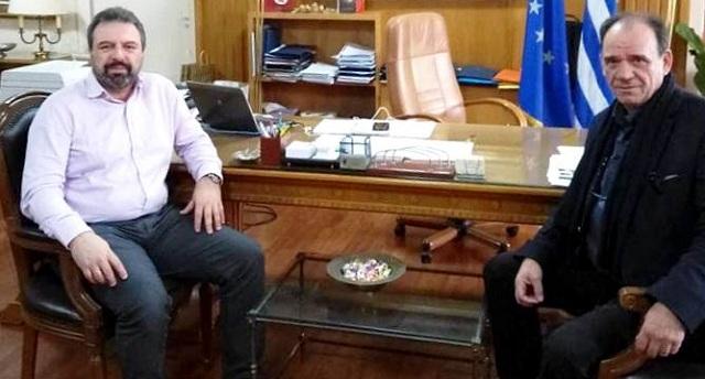 Στήριξη της αγροτικής ανάπτυξης ζήτησε ο Δήμαρχος Ζαγοράς