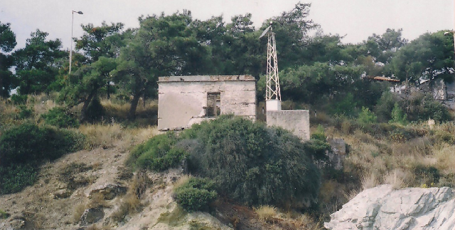Γρηγόρης Καρταπάνης: Ο φάρος Σέσκλο στα Πευκάκια Βόλου (Μέρος Β΄)
