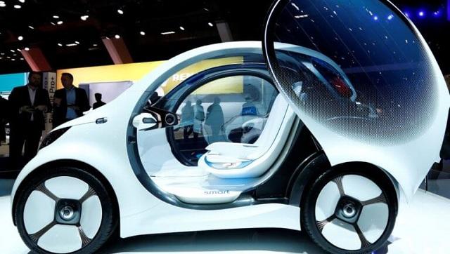 Έρχονται τα… αυτόνομα λεωφορεία και θα κινούνται με ευκολία στις μεγάλες πόλεις