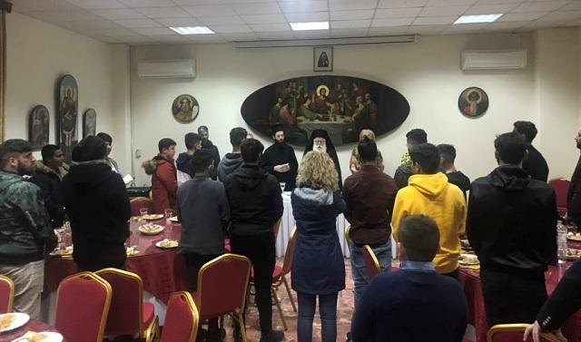 Εκδηλώσεις κοπής βασιλόπιτας των Ιεροψαλτών και του Αθλητικού Συλλόγου «Δημητριάς»