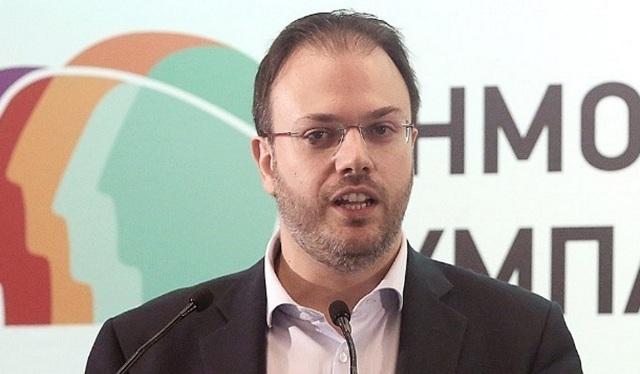 Θεοχαρόπουλος: Όταν διαγράφεις τον πρόεδρο της ΔΗΜΑΡ, σημαίνει ότι διαγράφεις τη ΔΗΜΑΡ