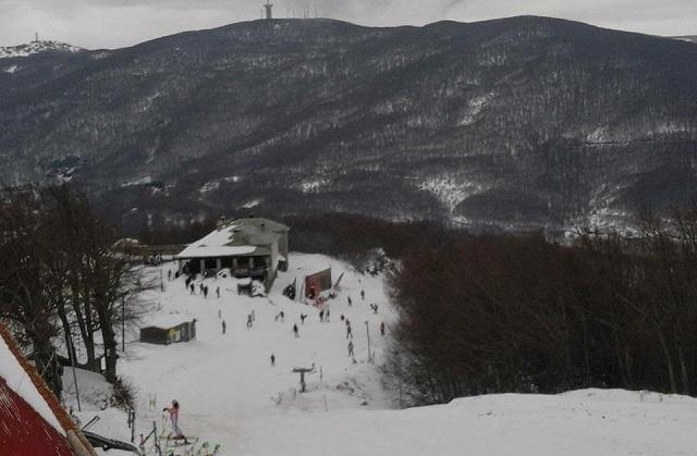 Κλειστό αύριο Τετάρτη το Χιονοδρομικό Κέντρο Πηλίου