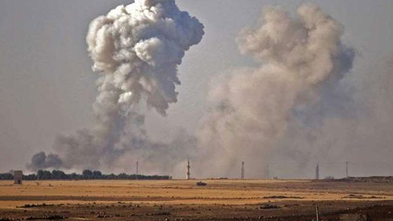 Συρία: Στους 21 οι νεκροί από ισραηλινά πλήγματα