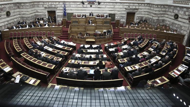 Κόντρα με το «καλημέρα» στη Βουλή για τις Πρέσπες