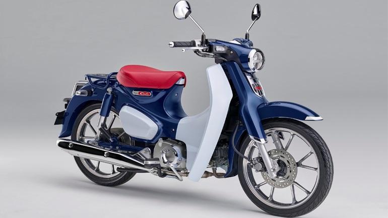 Honda Super Cub C125: Σήμανε άφιξη