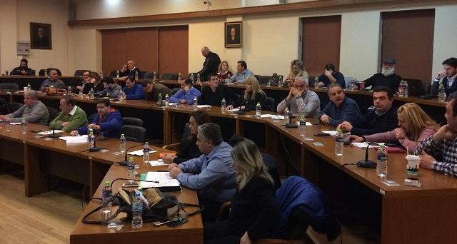 12 δημοτικοί σύμβουλοι της αντιπολίτευσης ζητούν πειθαρχικό έλεγχο του Γ. Μουλά