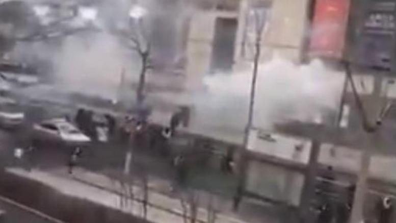 Ισχυρή έκρηξη σε εμπορικό κέντρο στην Κίνα