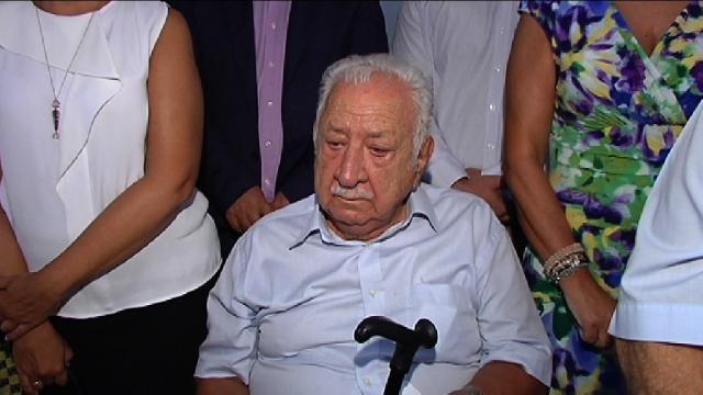 Ο Σύλλογος Νεφροπαθών τιμά τον Χαράλαμπο Τσιμά