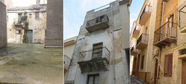 Στη Σικελία πωλούν σπίτια για… 1 ευρώ – θα τα αγοράζατε;