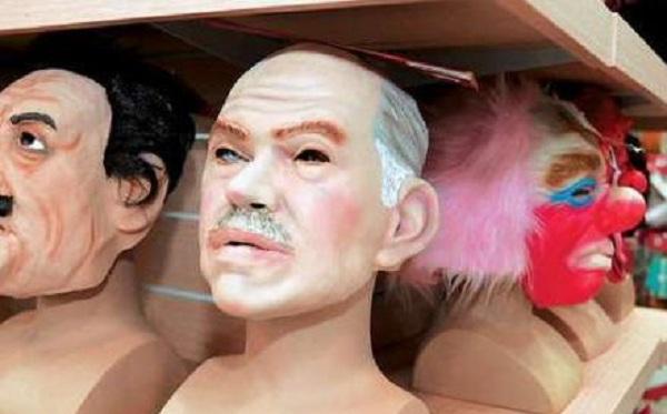 Καβάλα: Με μάσκες Καραμανλή και Παπανδρέου οι ληστές των 4.200.000 ευρώ