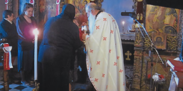 Γιορτάζει η ιστορική εκκλησία στο Βένετο