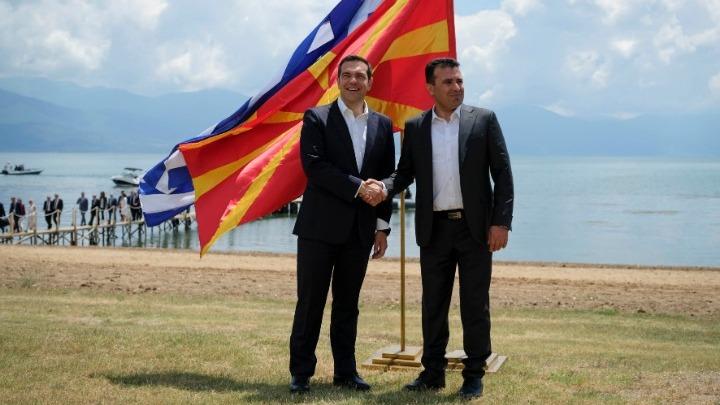 Νόμπελ Ειρήνης: Και επίσημα υποψήφιοι Τσίπρας και Ζάεφ