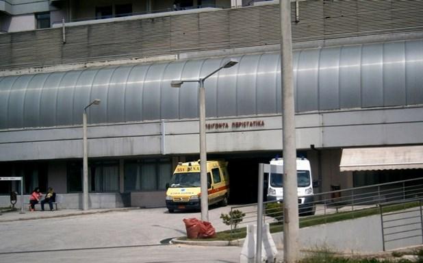 Ανδρας εντοπίστηκε αναίσθητος μέσα σε αυτοκίνητο στα Τρίκαλα