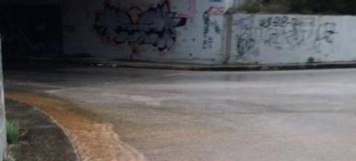 Πάτρα: Υπερχείλισε παραπόταμος και απειλεί σπίτια -Πλημμύρισαν δρόμοι [εικόνες]