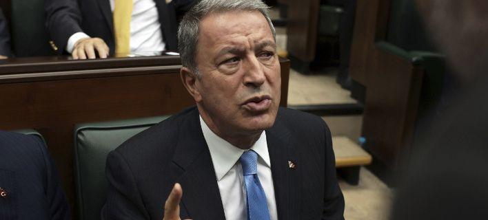 Προκαλεί ξανά ο Ακάρ: Συνεχίζουμε την πορεία μας στη «Γαλάζια πατρίδα»