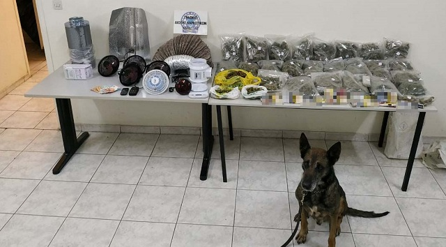 Αστυνομική επιχείρηση στην Καρδίτσα για την σύλληψη εμπόρου ναρκωτικών