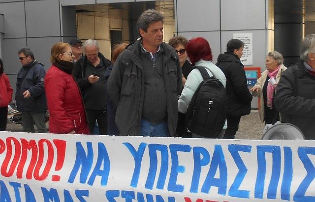 Ριζόπουλος: «Ακόμη μια φιέστα για τη συγκάλυψη του «Γολγοθά» των λαϊκών στρωμάτων στην υγεία»