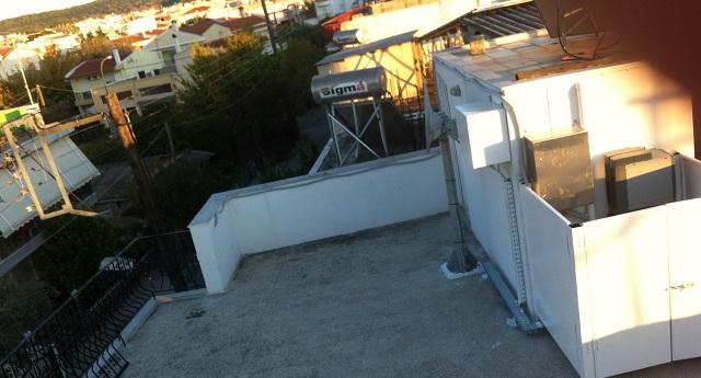 Κάτοικοι καταθέτουν ασφαλιστικά μέτρα για την κεραία στην Μαβίλη
