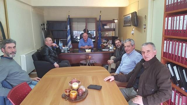 Προτεραιότητα για τη δημοτική αρχή Ρ. Φεραίου η ομαλή λειτουργία των σχολείων