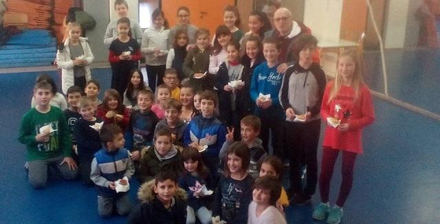 Εκοψαν την πίτα τους τα Τμήματα του Φιλοπρόοδου Συλλόγου Ν. Αγχιάλου